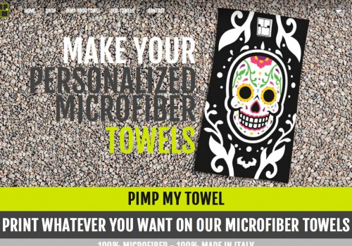 PIMP MY TOWEL